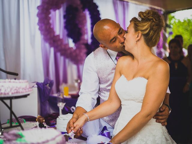 La boda de Iván Yeray y Nereida en Arucas, Las Palmas 12