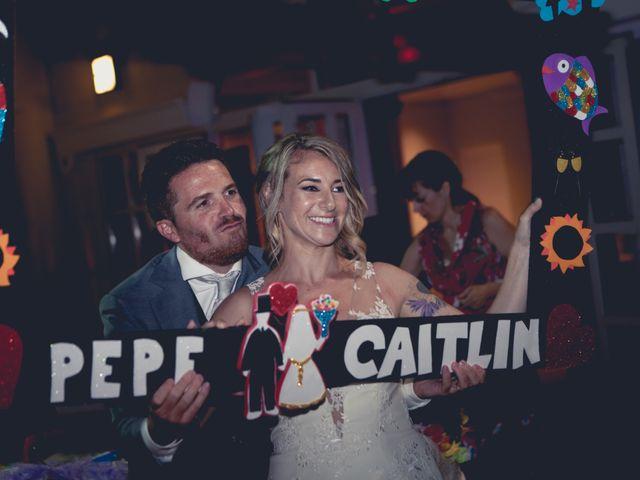 La boda de Pepe y Caitlin  en La Manga Del Mar Menor, Murcia 2