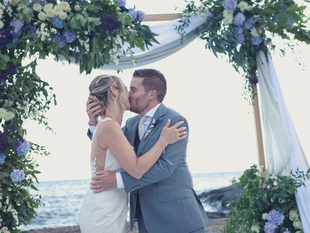 La boda de Pepe y Caitlin  en La Manga Del Mar Menor, Murcia 15