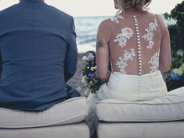 La boda de Pepe y Caitlin  en La Manga Del Mar Menor, Murcia 16