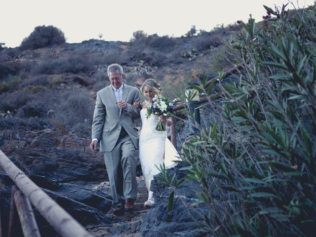 La boda de Pepe y Caitlin  en La Manga Del Mar Menor, Murcia 18