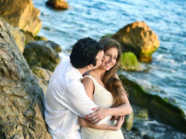 La boda de Javier y Myriam en Estepona, Málaga 21