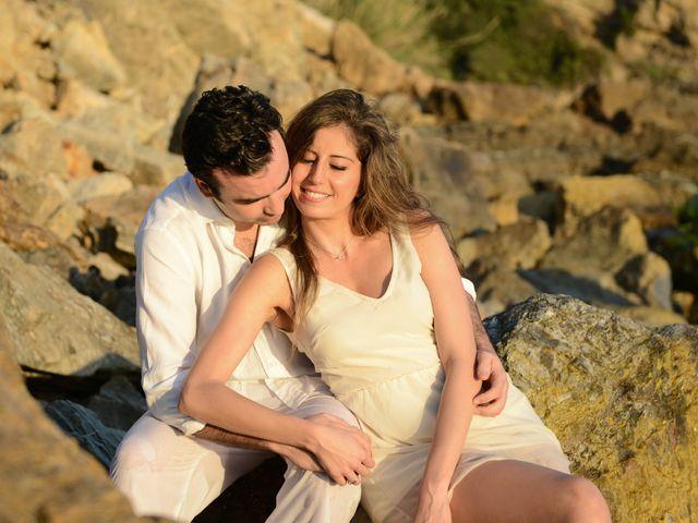 La boda de Javier y Myriam en Estepona, Málaga 24