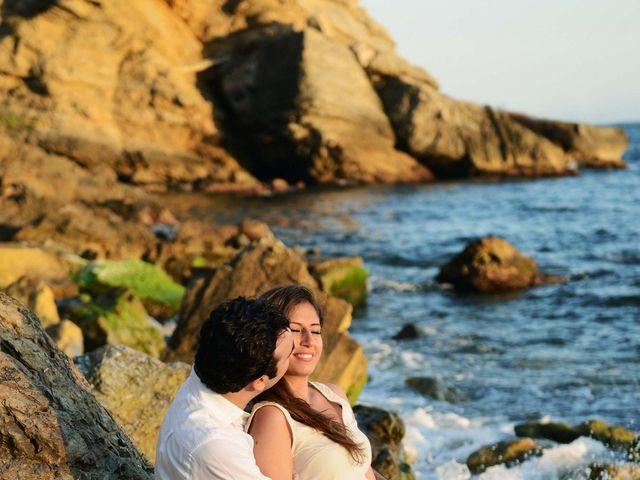 La boda de Javier y Myriam en Estepona, Málaga 25