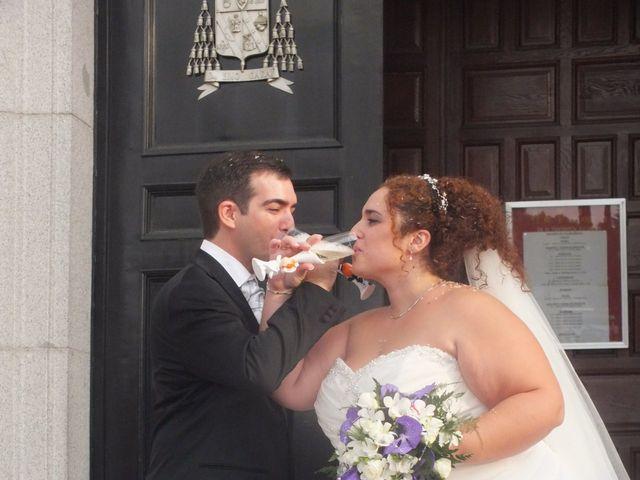 La boda de Feli y Miguel en Madrid, Madrid 8