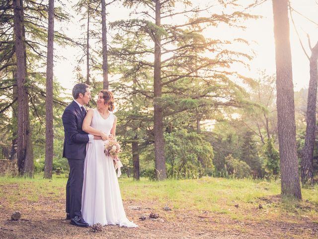 La boda de Cristina y JuanFran