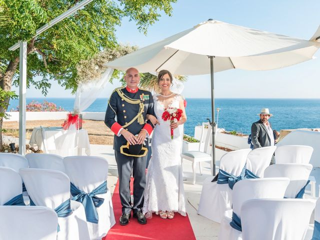 La boda de Laura y Juan en Benalmadena Costa, Málaga 1