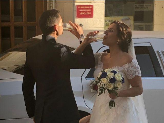 La boda de Felix y Ana  en Aranda De Duero, Burgos 1