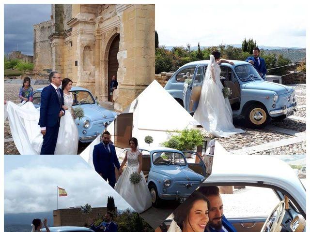 La boda de Lorena y Manuel en Alcala La Real, Jaén 2