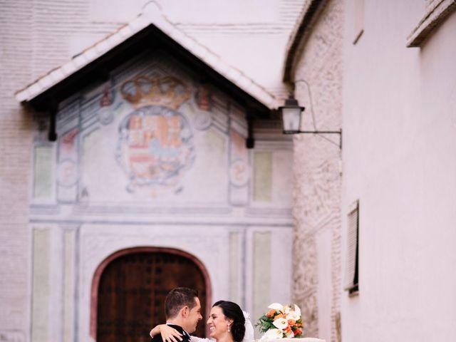 La boda de Manolo y Veronica en Granada, Granada 9