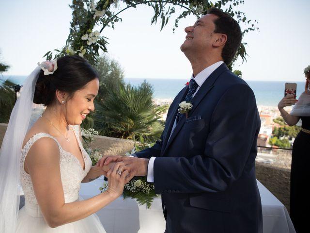 La boda de Raúl y Laila en Castelldefels, Barcelona 9