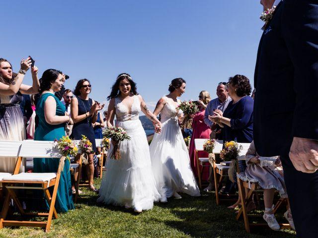 La boda de Yaiza y Mónica en Pontevedra, Pontevedra 37
