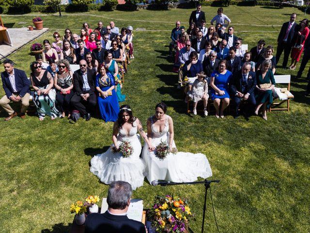La boda de Yaiza y Mónica en Pontevedra, Pontevedra 39