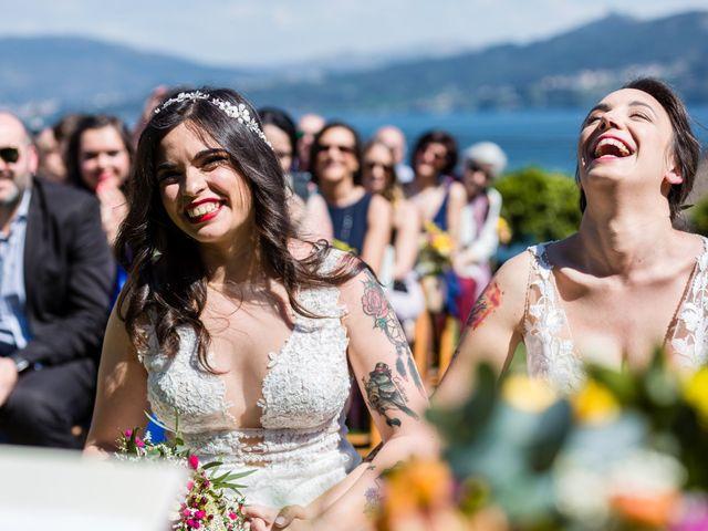 La boda de Yaiza y Mónica en Pontevedra, Pontevedra 40