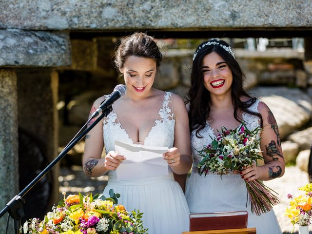 La boda de Yaiza y Mónica en Pontevedra, Pontevedra 41