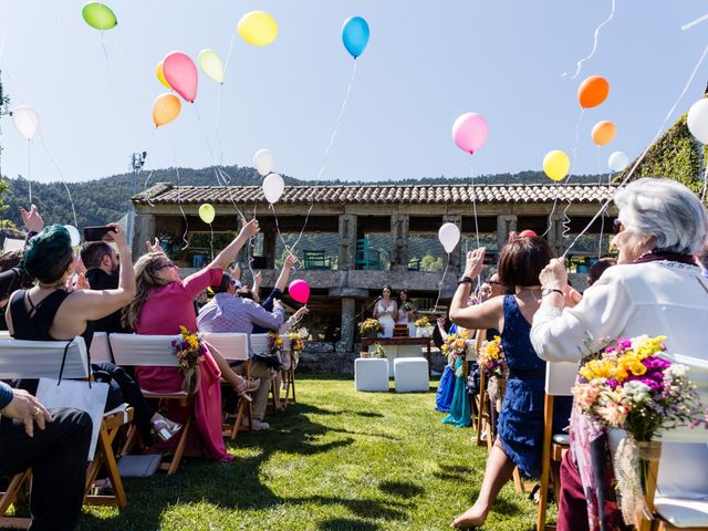 La boda de Yaiza y Mónica en Pontevedra, Pontevedra 45