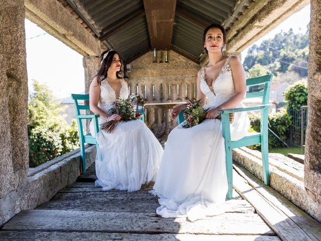 La boda de Yaiza y Mónica en Pontevedra, Pontevedra 48