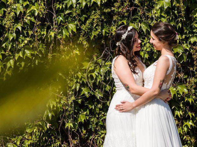 La boda de Yaiza y Mónica en Pontevedra, Pontevedra 49