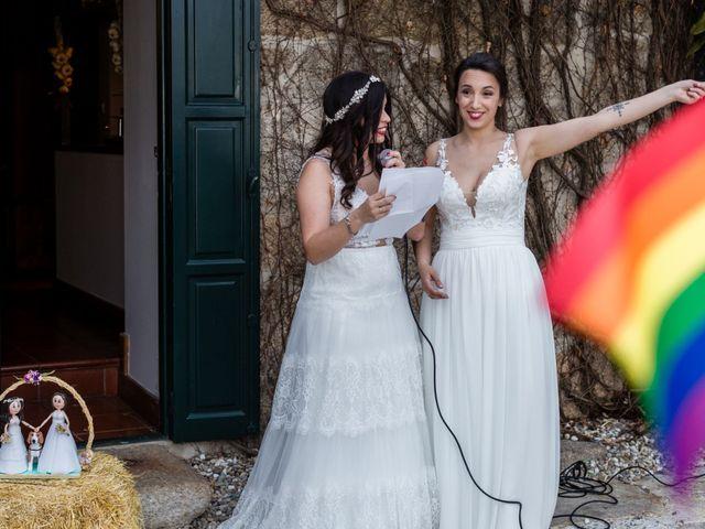 La boda de Yaiza y Mónica en Pontevedra, Pontevedra 60