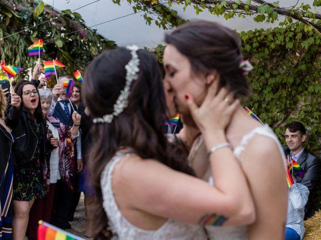 La boda de Yaiza y Mónica en Pontevedra, Pontevedra 61