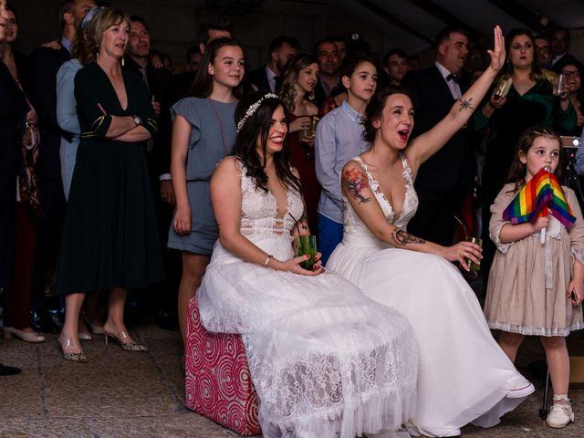 La boda de Yaiza y Mónica en Pontevedra, Pontevedra 62