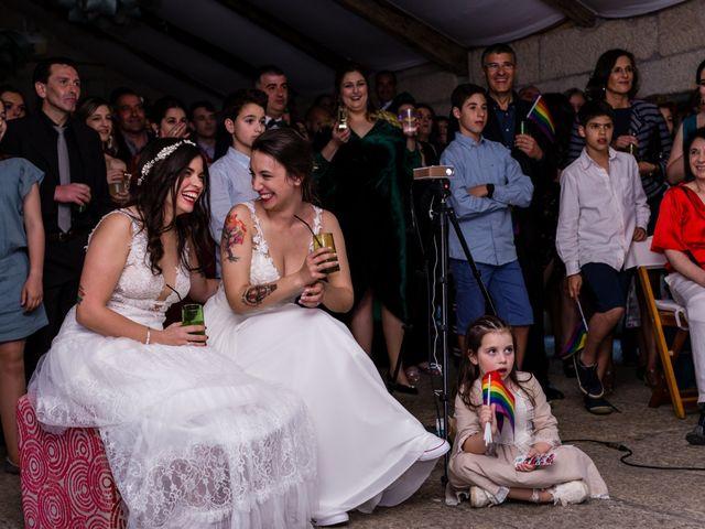 La boda de Yaiza y Mónica en Pontevedra, Pontevedra 63