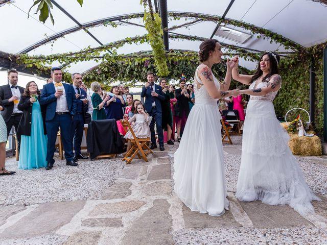 La boda de Yaiza y Mónica en Pontevedra, Pontevedra 64