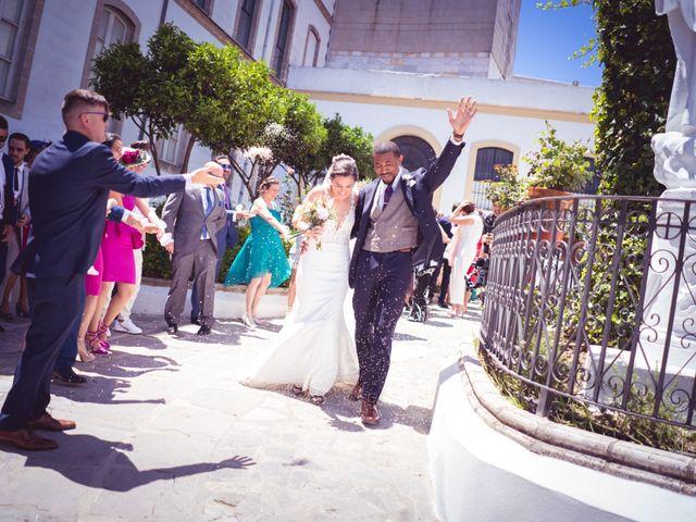 La boda de Sam y Marta en El Puerto De Santa Maria, Cádiz 1