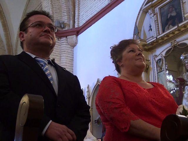 La boda de José Miguel y Pepi en La Puebla Del Rio, Sevilla 9