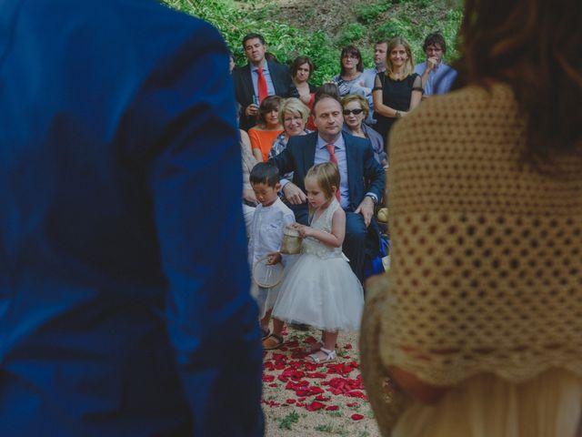 La boda de Miguel y Maria en Falset, Tarragona 26