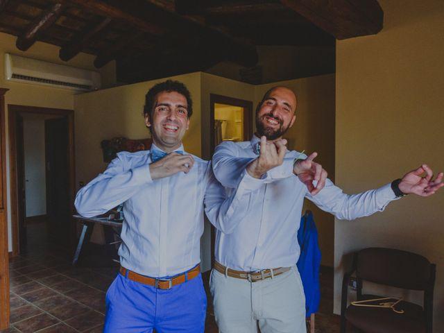 La boda de Miguel y Maria en Falset, Tarragona 19