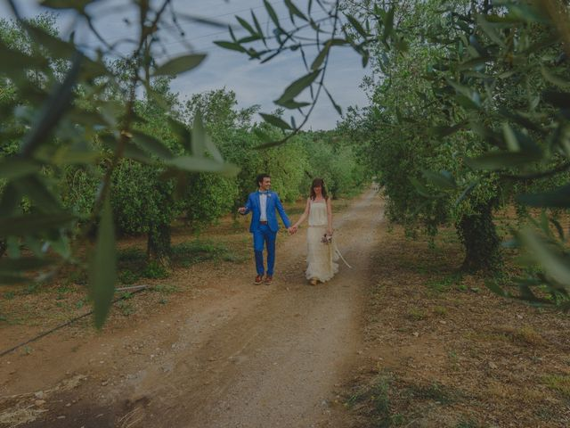 La boda de Miguel y Maria en Falset, Tarragona 2