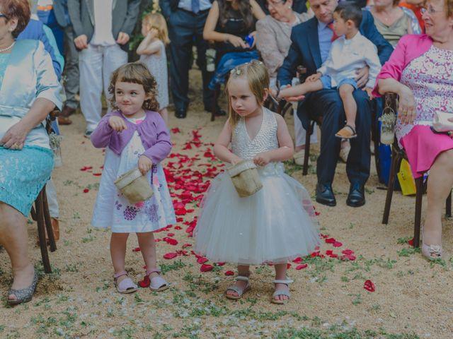 La boda de Miguel y Maria en Falset, Tarragona 27