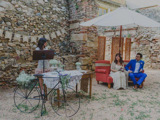 La boda de Miguel y Maria en Falset, Tarragona 33