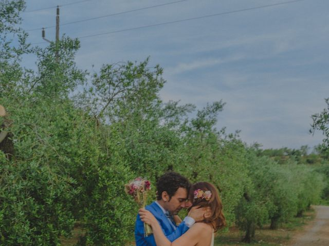 La boda de Miguel y Maria en Falset, Tarragona 17