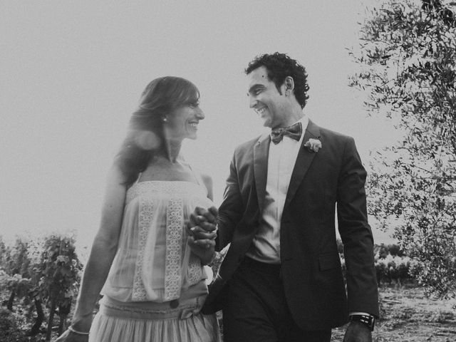 La boda de Miguel y Maria en Falset, Tarragona 51