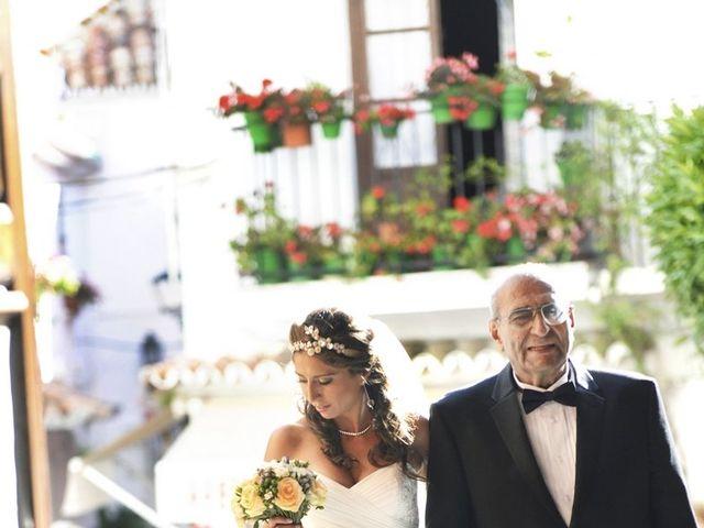 La boda de Javier y Myriam en Estepona, Málaga 5