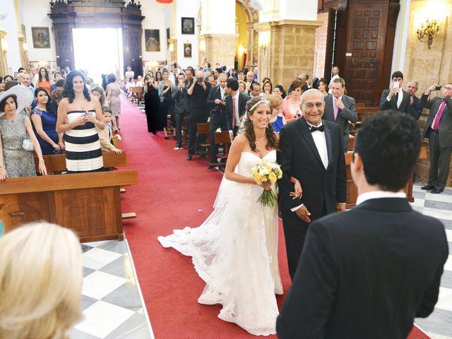La boda de Javier y Myriam en Estepona, Málaga 2