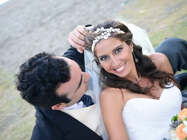 La boda de Javier y Myriam en Estepona, Málaga 9