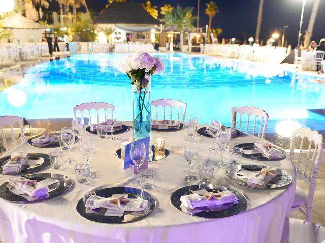 La boda de Javier y Myriam en Estepona, Málaga 15