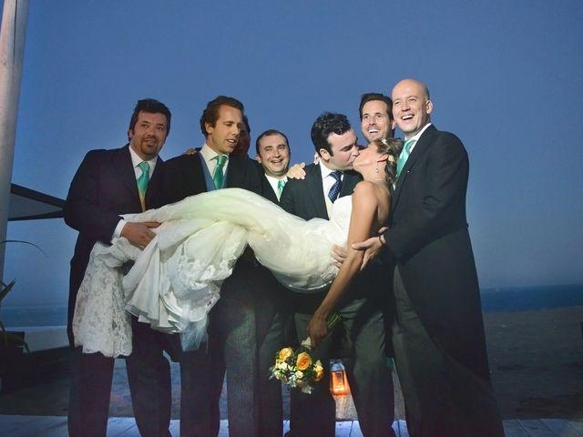 La boda de Javier y Myriam en Estepona, Málaga 17
