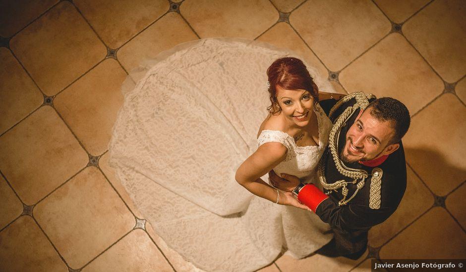 La boda de Aroa y Tomás en Daya Vieja, Alicante