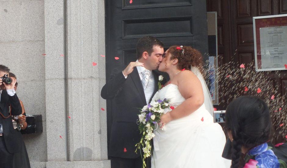 La boda de Feli y Miguel en Madrid, Madrid
