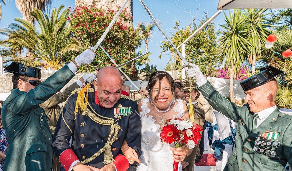 La boda de Laura y Juan en Benalmadena Costa, Málaga