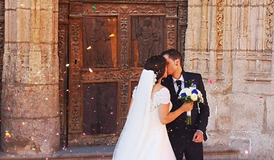La boda de Felix y Ana  en Aranda De Duero, Burgos