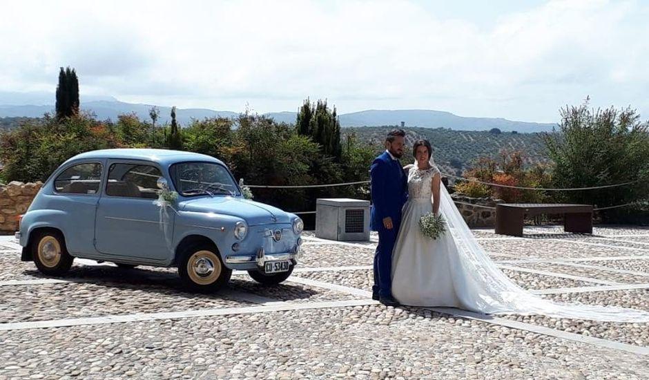 La boda de Lorena y Manuel en Alcala La Real, Jaén