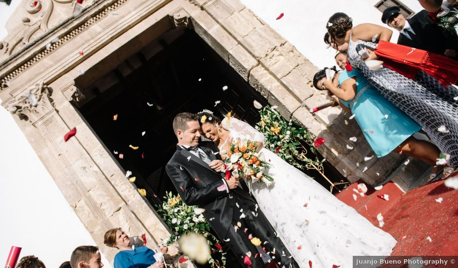 La boda de Manolo y Veronica en Granada, Granada