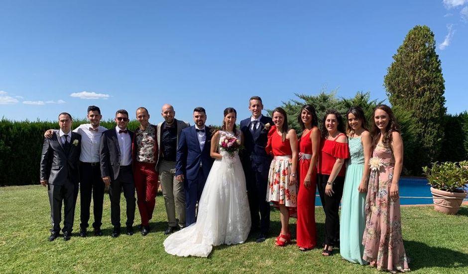 La boda de Jacinto y Montse en Olesa De Montserrat, Barcelona