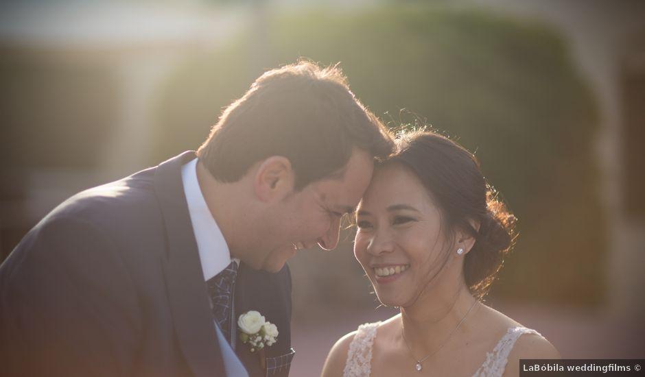 La boda de Raúl y Laila en Castelldefels, Barcelona