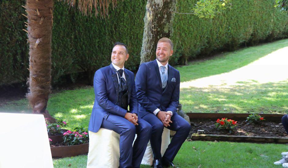La boda de Rayko  y Jose en Santiago De Compostela, A Coruña